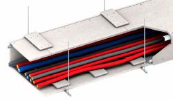 Ignifugar conductos cables eléctricos