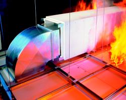 placa fireboard conductos fuego proteccion