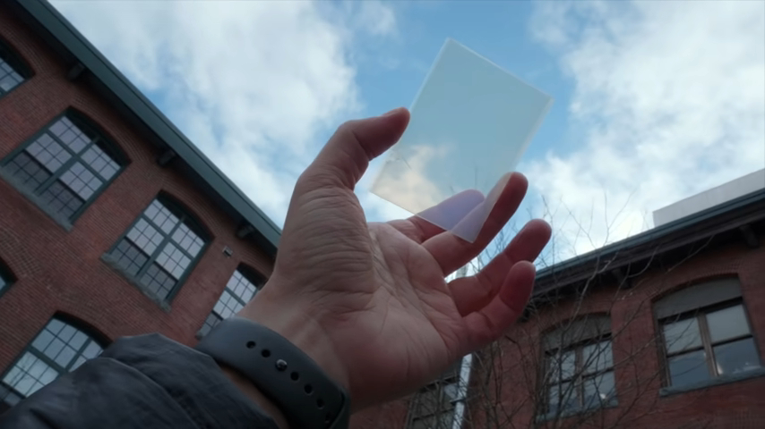 Làerogel, un material revolucionari per aïllar tèrmicament